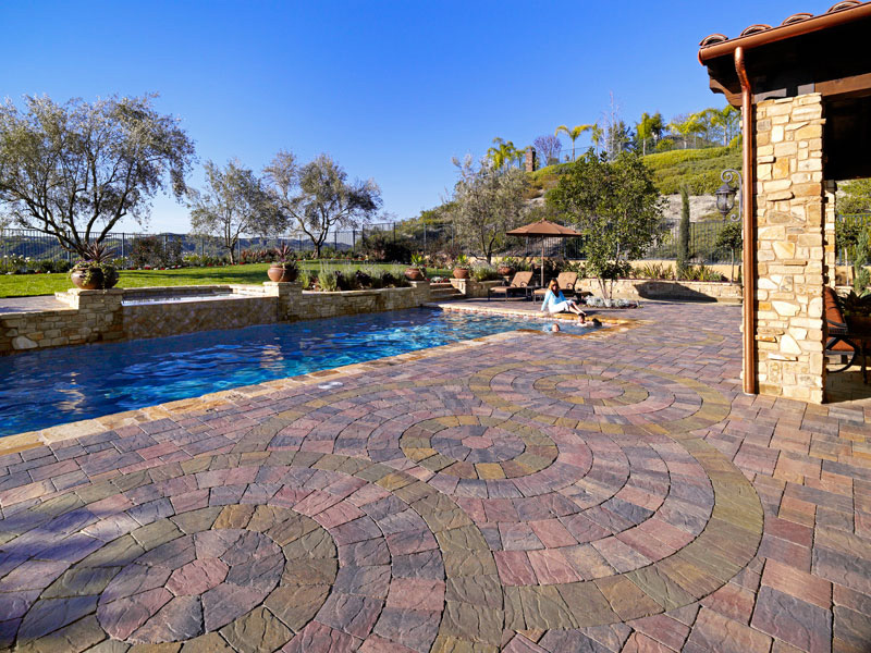 The three P's of summer Pools, Patios and Parties! Follow these 3 P's for a successful summer.