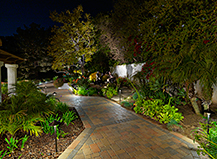 Pathway Lighting Design