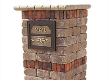 Capri Mailbox Design Ideas