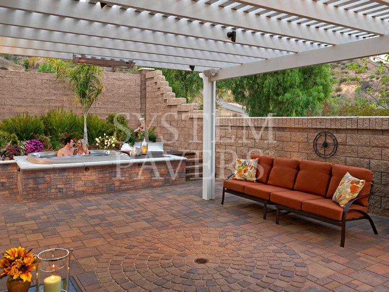 Pergolas: Covered Outdoor Pergolas For Backyard Shade