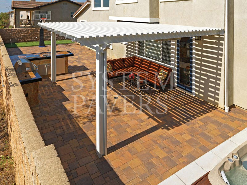 Pergola Patio Shade