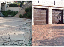 Effects Of Concrete To Pavers