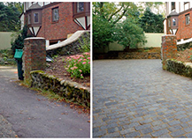 Replace Your Driveway With Paving Stones