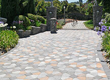 Diamond Pattern Pavers For Driveway