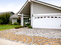 Rounded Pattern Paving Stone Ideas