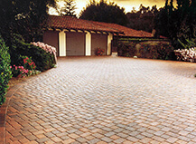 More Clean Stone Paver Designs For Driveways