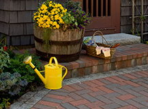 Red Brick Patio Paving Stones