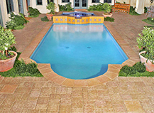 Swimming Pool Paver Installation Projectl