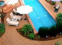 Malibu Pool Paver Design