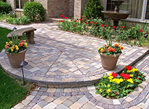 Custom Paver Walkway Designs