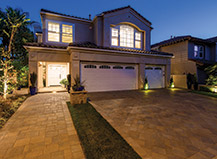 Walkway and Driveway Paver Design Ideas