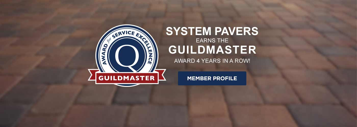 System Pavers guarantees satisfaction