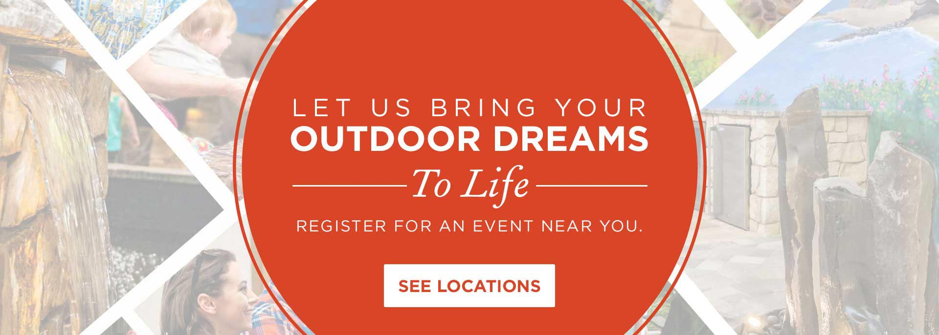Outdoor Living Events