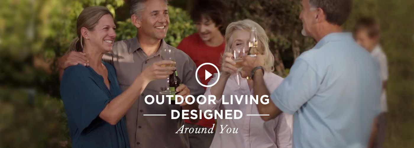System Pavers Outdoor Living Video