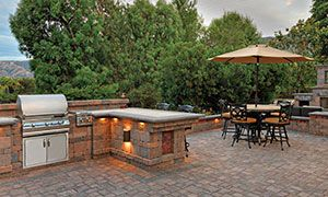 Patio Pavers from System Pavers