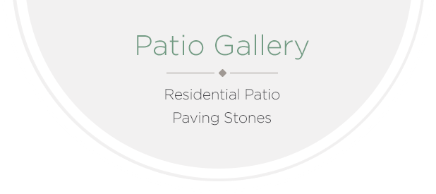 see images of patio pavers in our gallery
