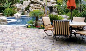Pool and Deck Pavers from System Pavers