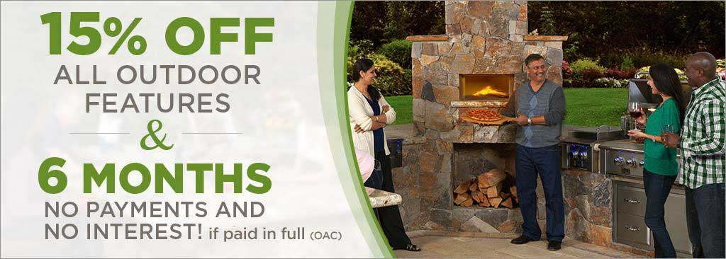 March 2015 Promotional Offer from System Pavers