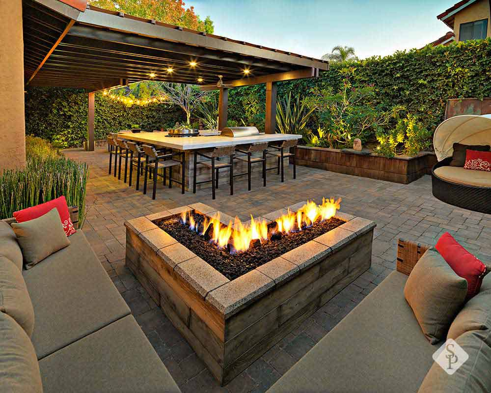 3 fire pit designs perfect for your outdoor living lifestyle