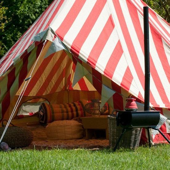 backyard tents