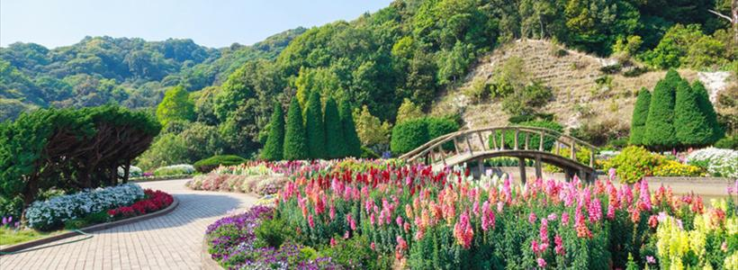 5 places for garden lovers to travel