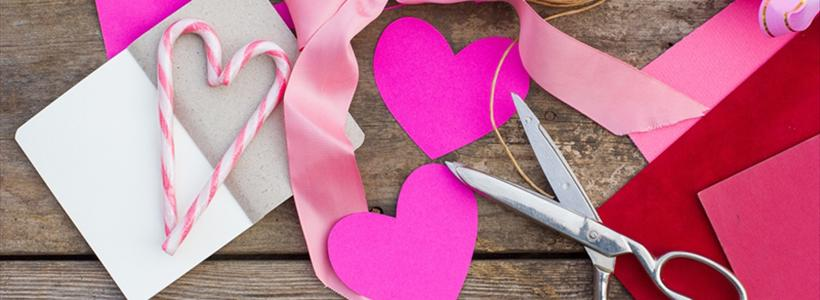 Spread love with a Valentine's Day party for your family