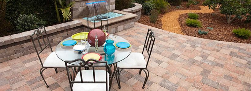 Satellite patios: The latest backyard hardscape trend