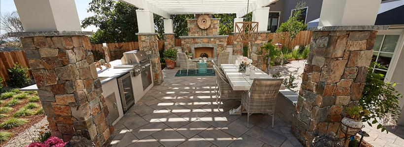 Project Highlight: Julie's Grandiose Outdoor Makeover