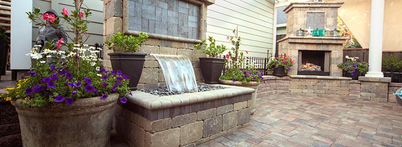 Outdoor Water Feature Designs that Promote Relaxation and Tranquility