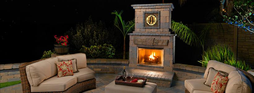 Outdoor Fireplaces- A Perfect Winter Add on