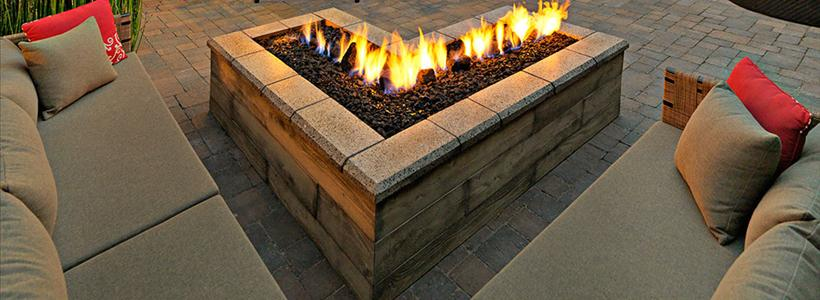 3 Outdoor Fire Elements to Warm up Your Winter