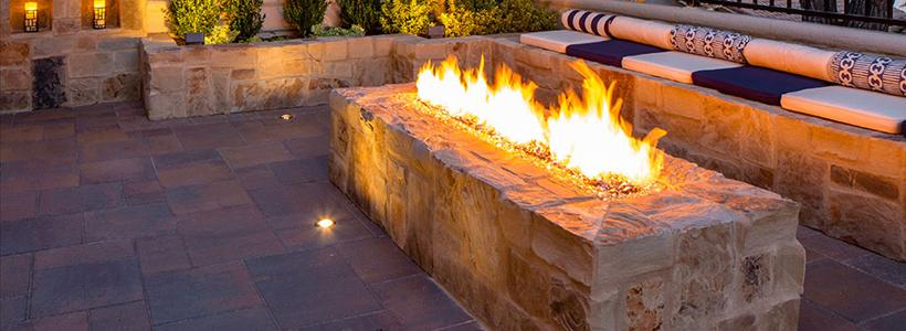 Outdoor Fire Features: Family, Friends and Fun!