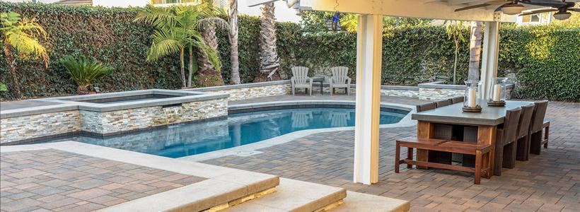 4 Reasons Why Pool Pavers are the Best Choice for Your Pool Surface