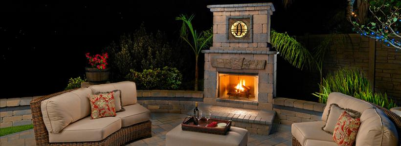 3 benefits of installing an outdoor fireplace