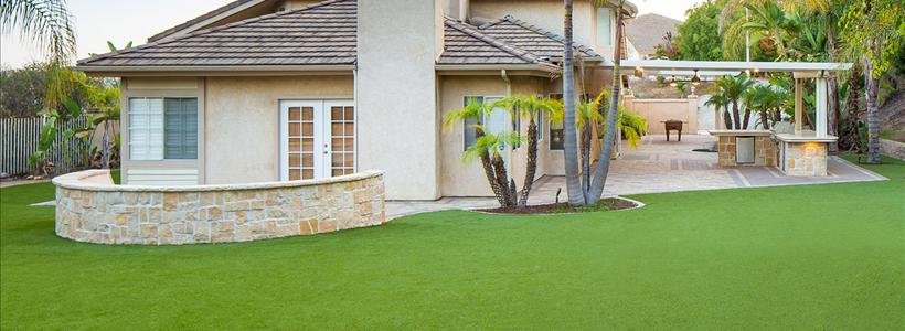 5 reasons to ditch your real grass for artificial turf