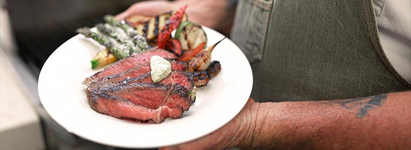 Summer Grilling with Chef Paul Buchanan of Saute Magazine