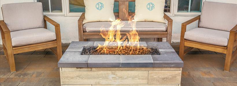 3 Fire Features to Consider this Fall
