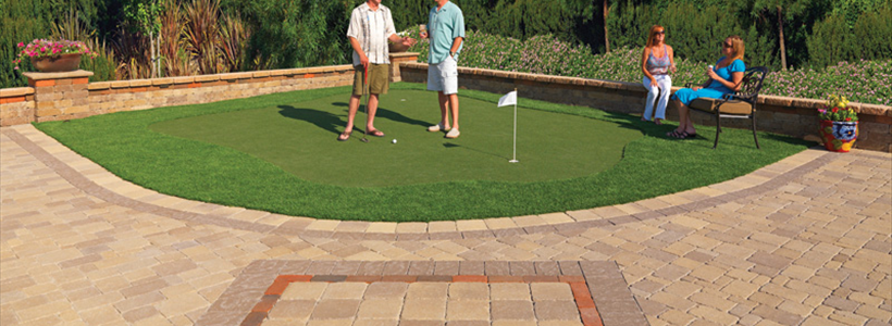Creating a Golfers Paradise Just Outside Your Door
