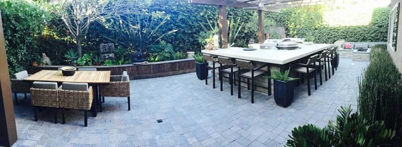 Sam the Cooking Guy's Backyard Transformation