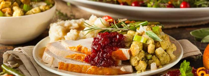 Thanksgiving – Don't Let it Sneak Up on You