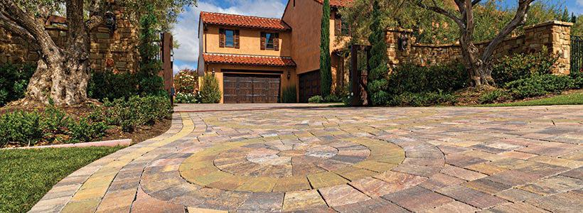 Incorporating pavers into your outdoor color scheme