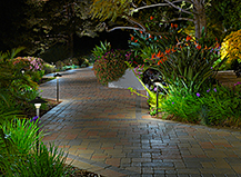 Walkway Lighting Design