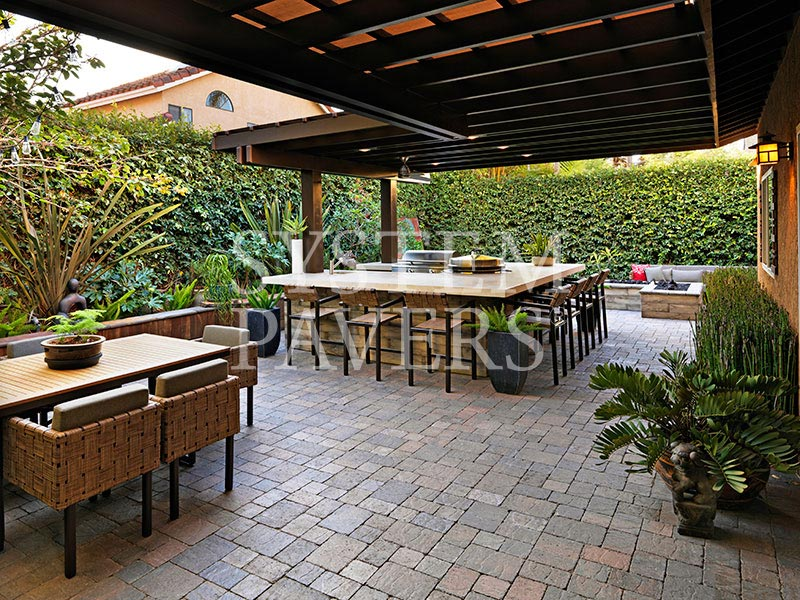 Bbq Islands Design Amp Installation Services System Pavers