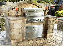 Paver Bbq Design Ideas