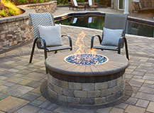 Backyard Firepit Design