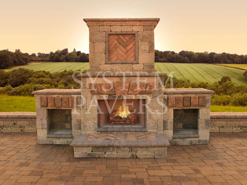Outdoor Fireplace: Outdoor Gas, Propane and Wood Fireplaces