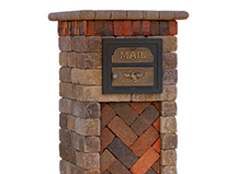 Capri Mailbox
