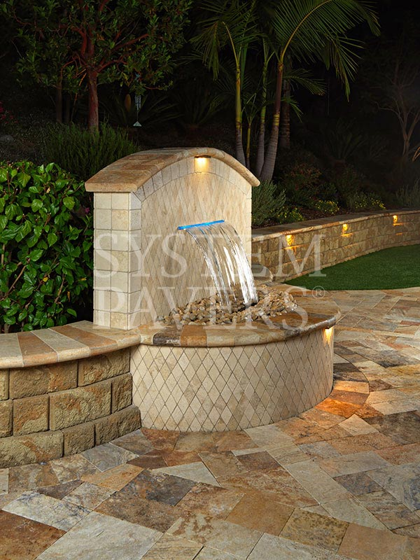 Patio Water Feature Design ...