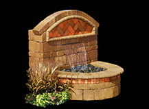 Capri Water Feature Design