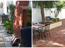 Pavers Patio Area Design